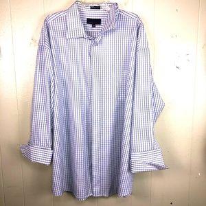 FUBU the Collection Men's Dress Shirt 20 34/35